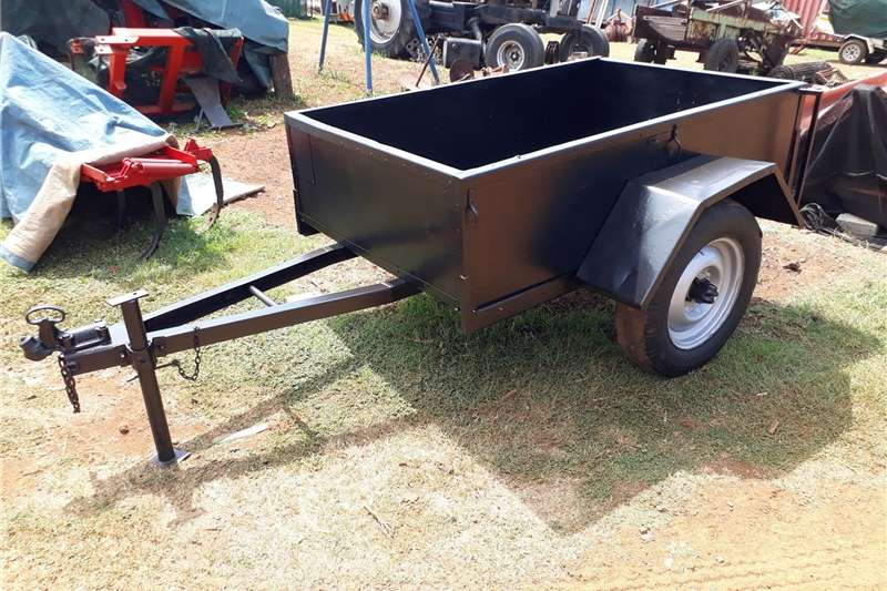 Agricultural trailers small farm trailer