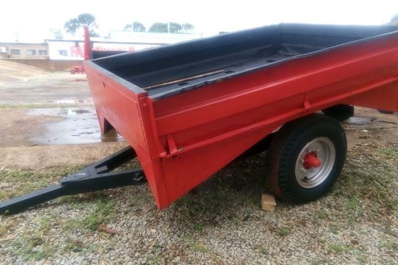 Agricultural trailers Small trailers 2 Ton Sleep Wa