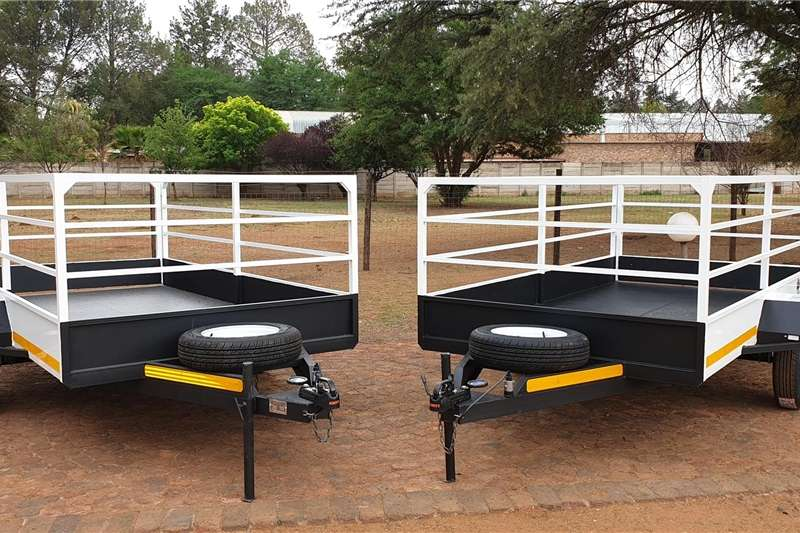 Agricultural trailers Small trailers trailer special December