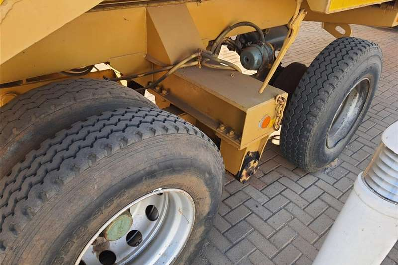 Sugar cane trailers Sugar Cane Hauler Rig   Tractor and Trailers DEZZI Agricultural trailers