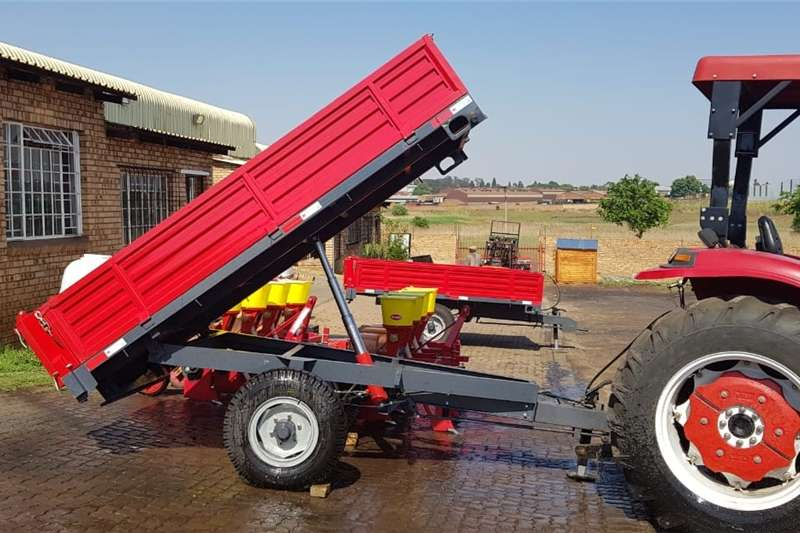Agricultural trailers Tipper trailer 5 Ton Tipper Trailers