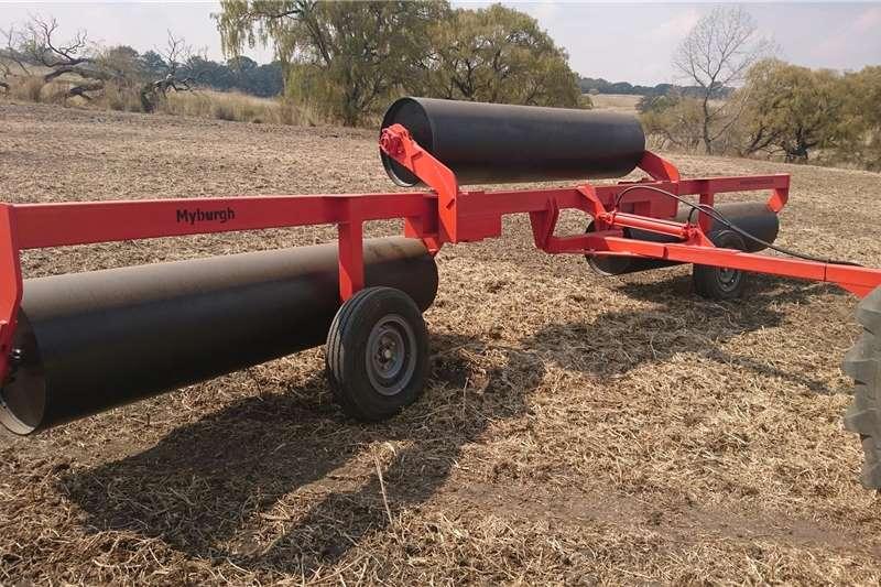 Agricultural trailers Tipper trailer Land roller