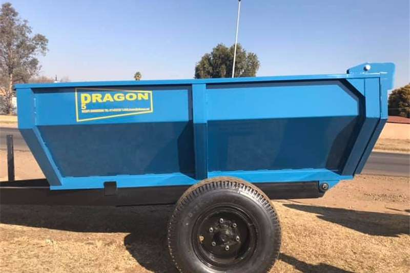 Agricultural trailers Tipper trailer TIP TRAILERS FOR SALE