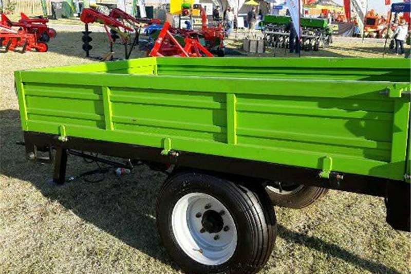 Tipper trailers 2T tipper trailers Agricultural trailers