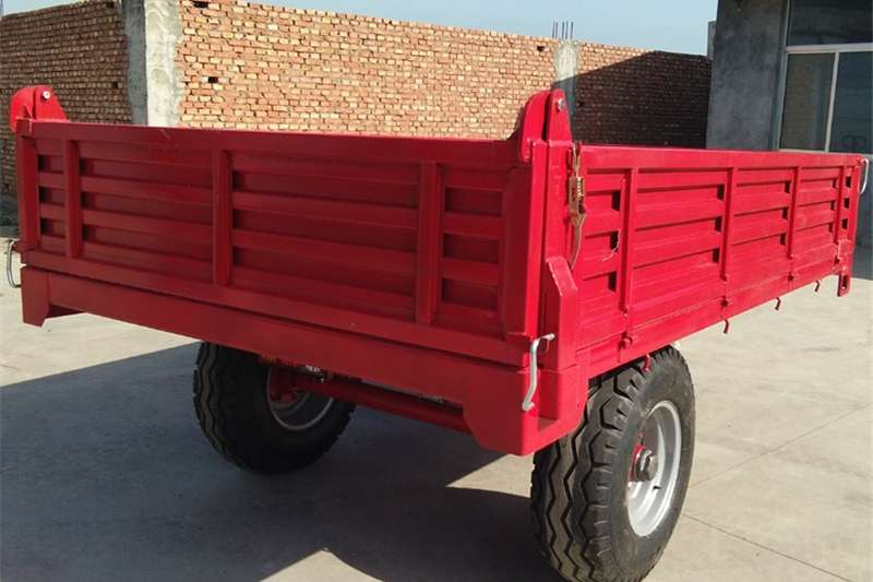 Agricultural trailers Tipper trailers 3 Ton Tractor Trailer for Sale