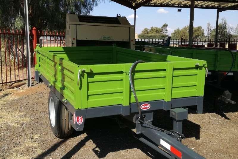 Agricultural trailers Tipper trailers 5 Ton Tipper Trailer