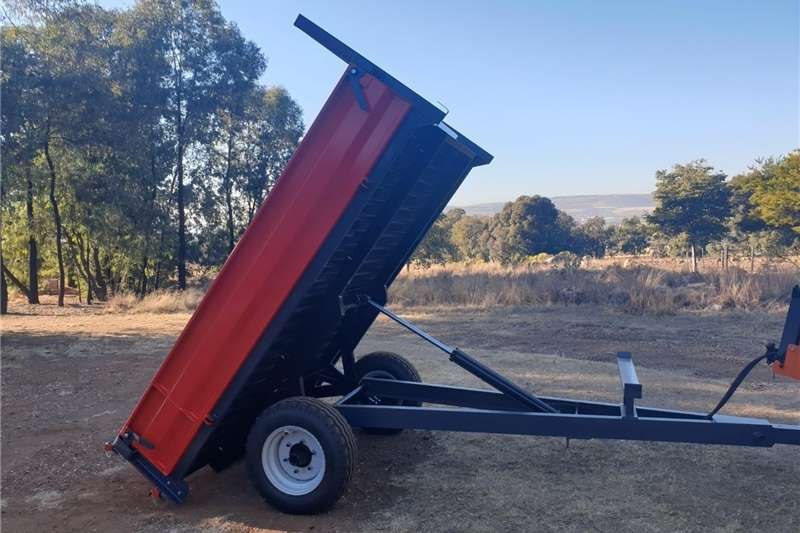 Tipper trailers 5 Ton Tipper Trailer New Agricultural trailers