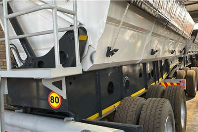 Tipper trailers Afrit 40 Cube Agricultural trailers