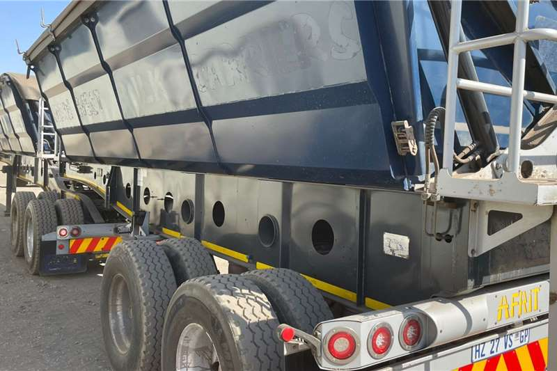 Tipper trailers Afrit 45 Cube Agricultural trailers