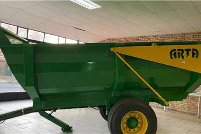 Tipper trailers Arta 10 cube tipper Agricultural trailers