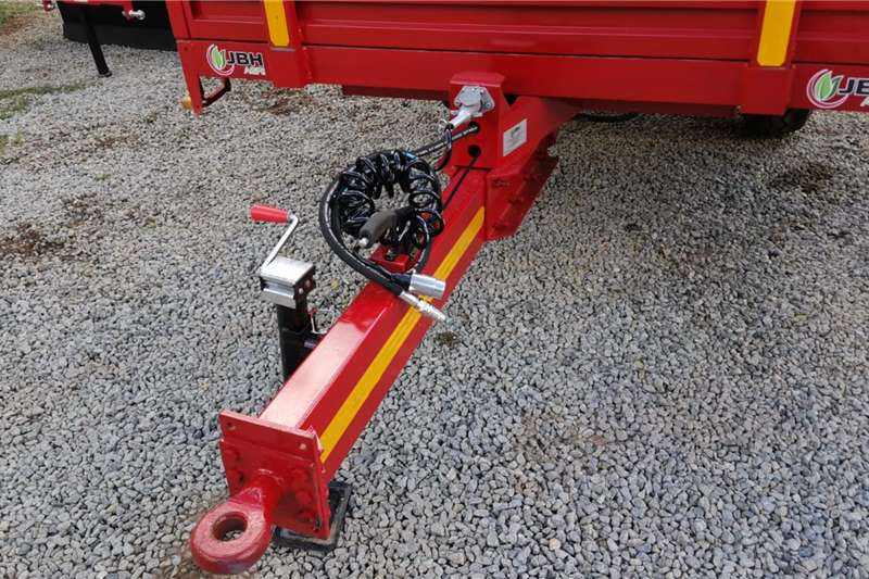 Tipper trailers Brand new 5 ton tipper trailers Agricultural trailers