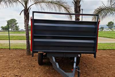 Tipper trailers Brand new 8 ton tipper trailers Agricultural trailers