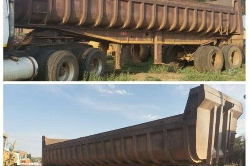 Tipper trailers Coplyn tipper trailer Agricultural trailers