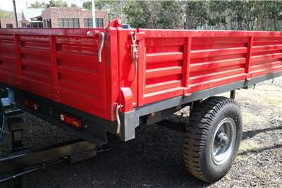 Tipper trailers New 5 Ton Tip Trailers Agricultural trailers