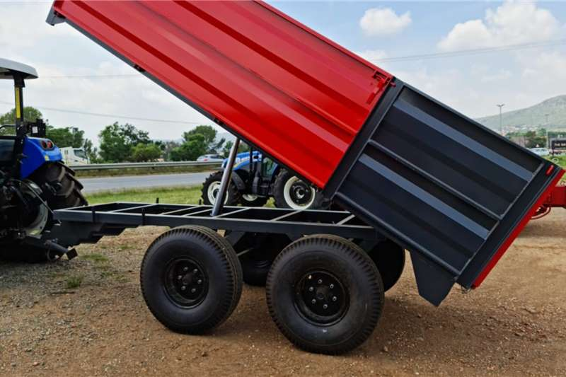 Tipper trailers New 8 ton tipper trailers Agricultural trailers