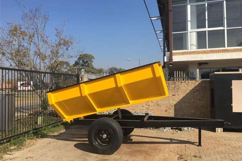Tipper trailers SLASHERS NEW Agricultural trailers