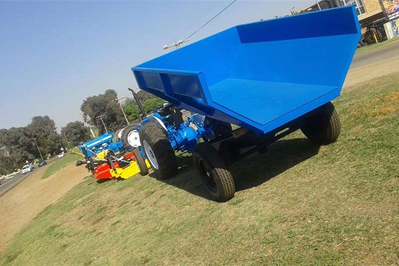 Tipper trailers TIP TRAILERS DRAGON SINCEMANUFACTURED IN SOUTH   A Agricultural trailers