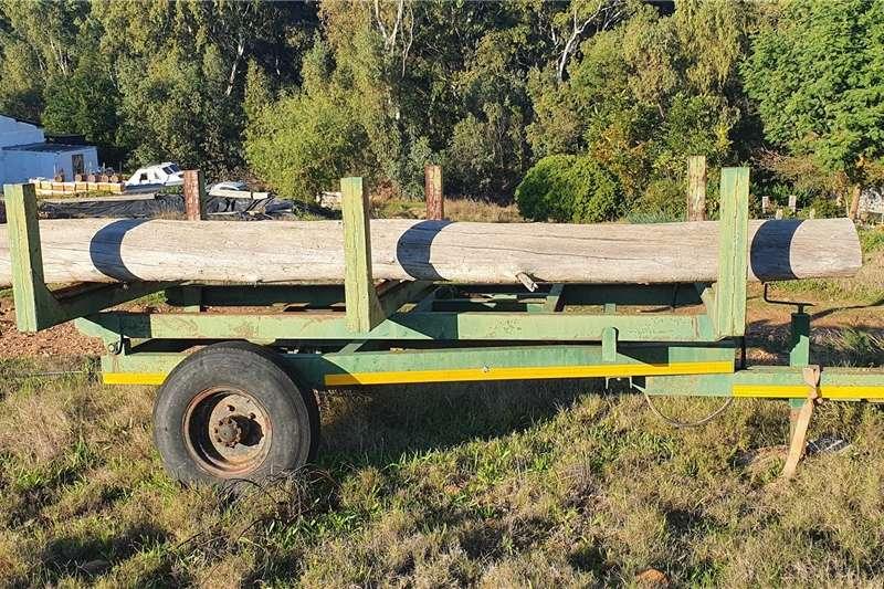 Agricultural trailers Tipper trailers Tip Wa te Koop