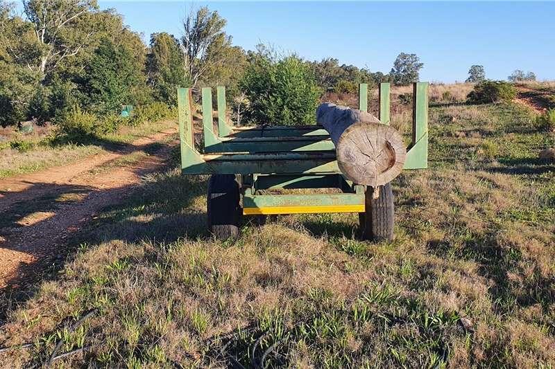 Agricultural trailers Tipper trailers Tip Wa Tipper Trailer te koop