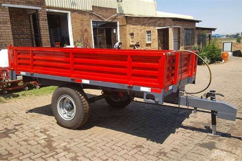 Agricultural trailers Tipper trailers Tipper Trailer