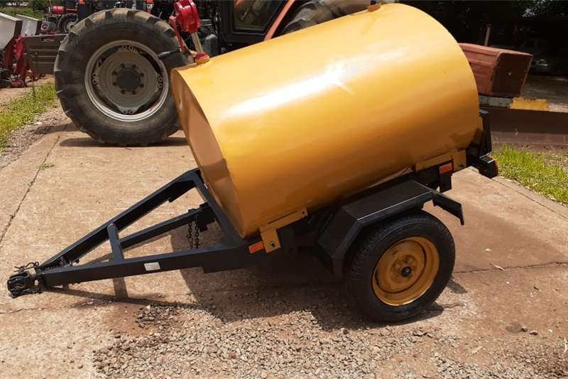Water bowsers 1000 Litre Diesel Bowser Agricultural trailers