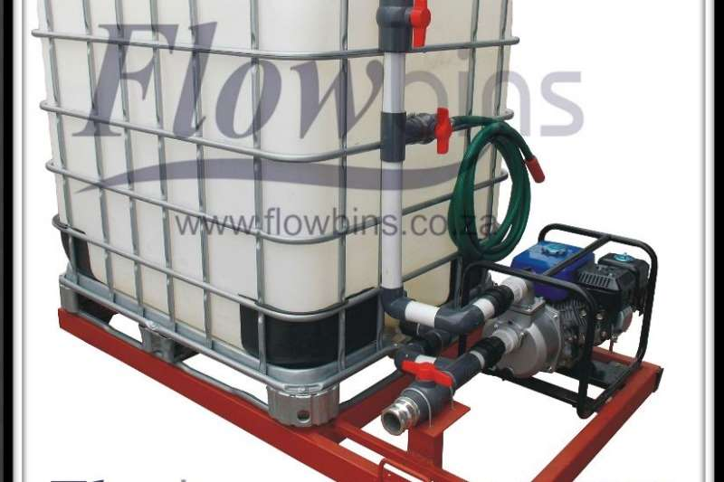 Water bowsers New 1000L Water Bowsers Multi Purpose unit Agricultural trailers
