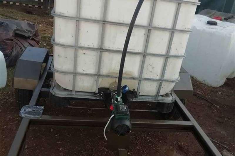 Water bowsers Trailers Other Trailers Agricultural trailers