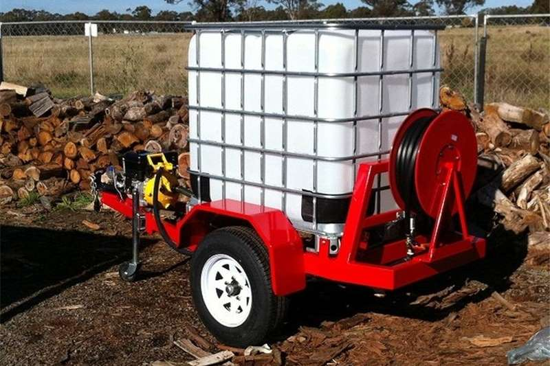 Water bowsers Water Tank and Diesel Bowzers Agricultural trailers