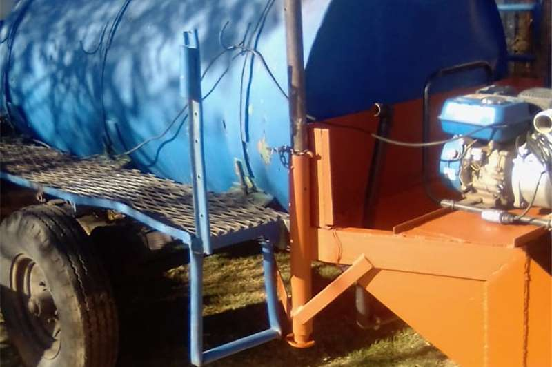Water bowsers Water Trailer Agricultural trailers