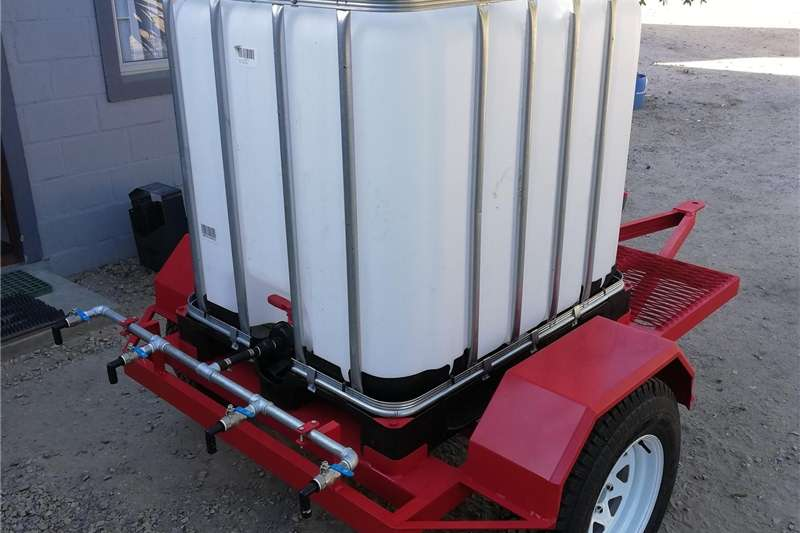 Water trailers 1000lt water trailer Agricultural trailers
