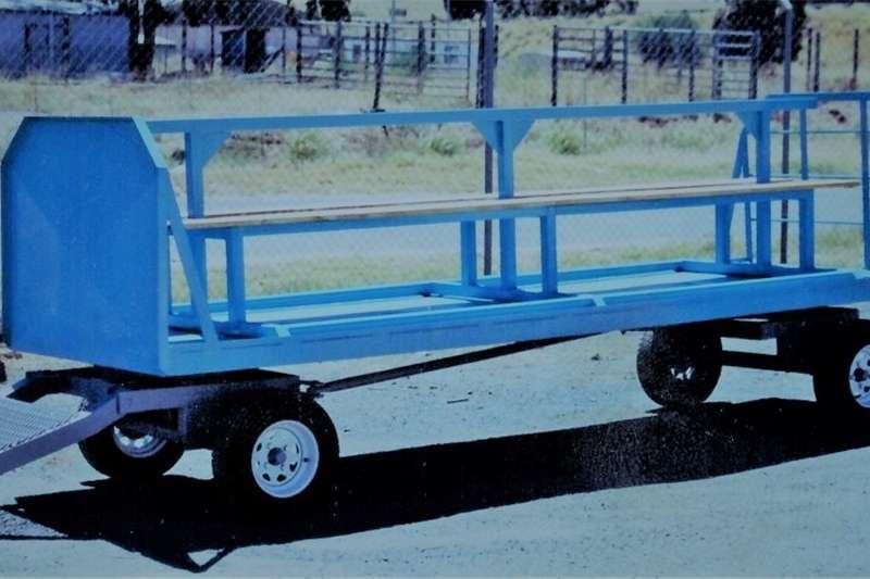 WINGERD SLEEPWA Agricultural trailers