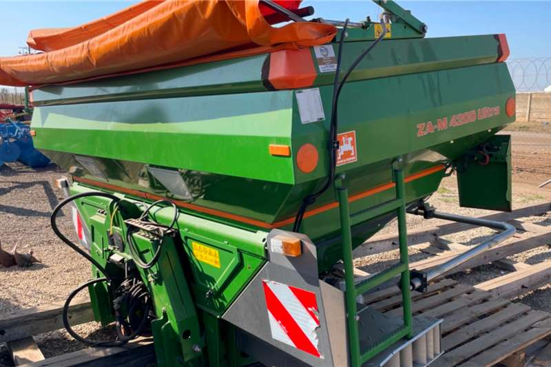 Amazone 3 point spreaders Amazone ZAM 4200 Profi  Spreader Spreaders