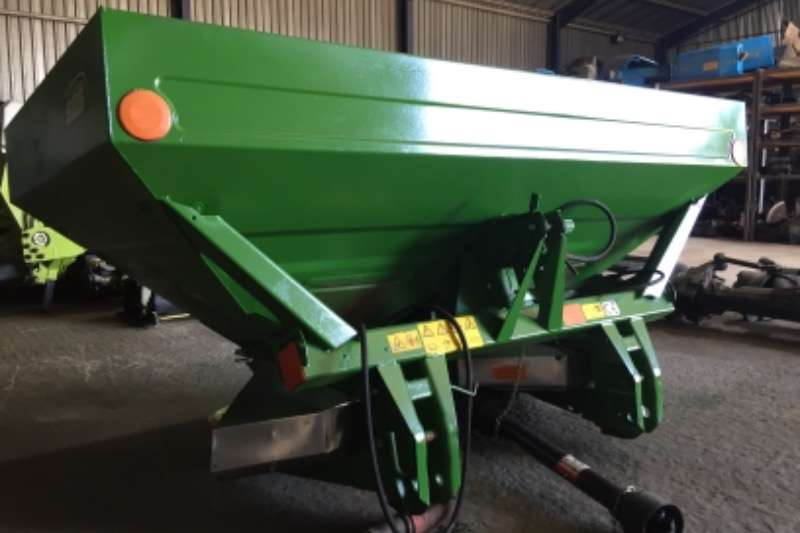 Amazone Fertiliser spreader ZA M 1600 Spreaders