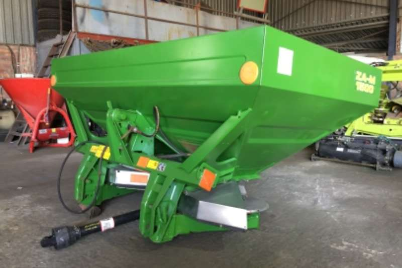 Amazone Spreaders Fertiliser spreader ZA M 1600 2010