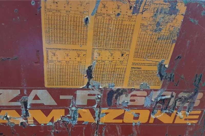 Amazone Trailed spreaders Fertilizer Spreader Kunsmis Strooier Spreaders