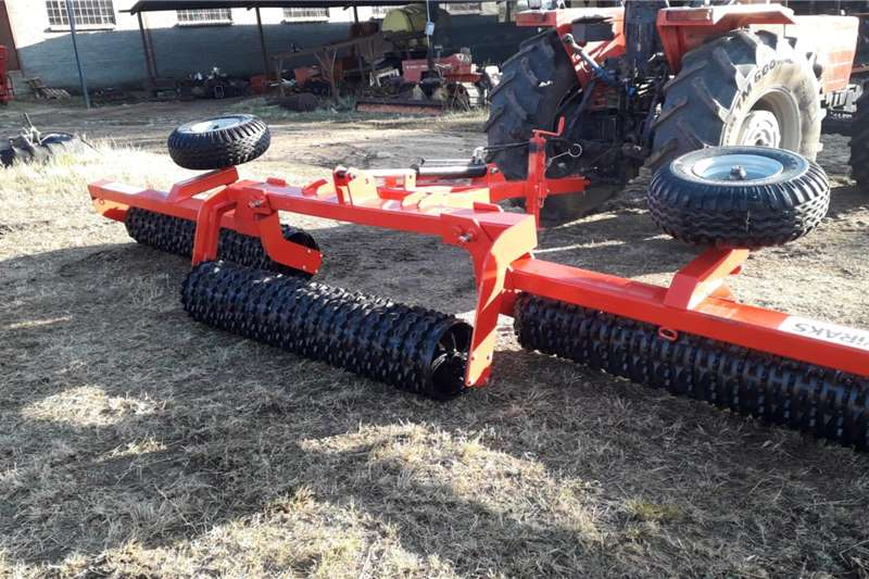 Apache Planting and seeding equipment Drawn planters New 6m Hydraulic Teff roller