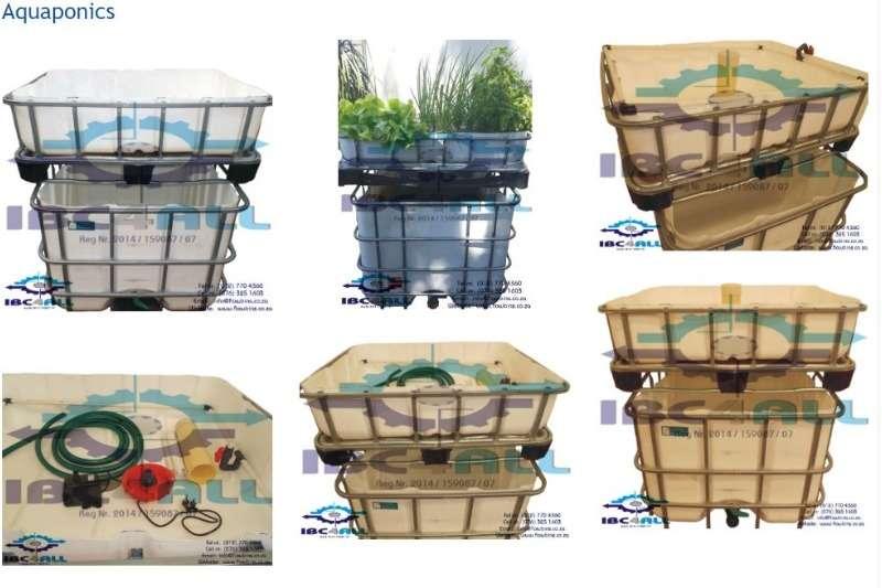 2020   Aquaponics Units and Accessories / Self Sustaining