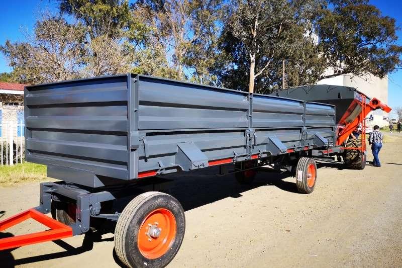 Arlington Staalwerke Agricultural trailers Grain trailers Bulk Master 2019
