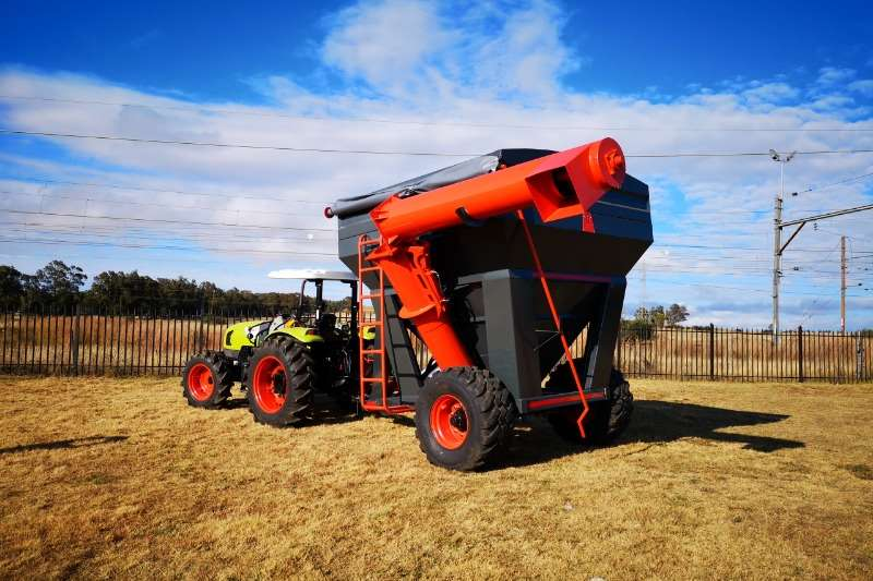 Arlington Staalwerke Agricultural trailers Grain trailers Spiral Master 10T 2020