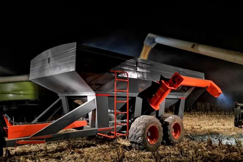 Arlington Staalwerke Agricultural trailers Grain trailers Spiral Master 35T 2019