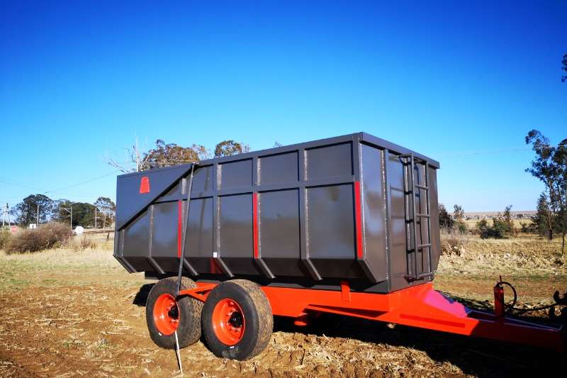Arlington Staalwerke Agricultural trailers Tipper trailers Tip Master 2020