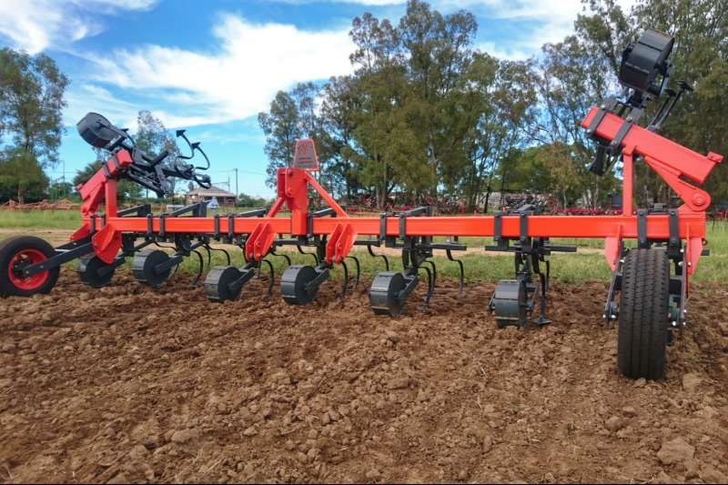 Arlington Staalwerke Cultivators Row crop cultivators Row Master 2019