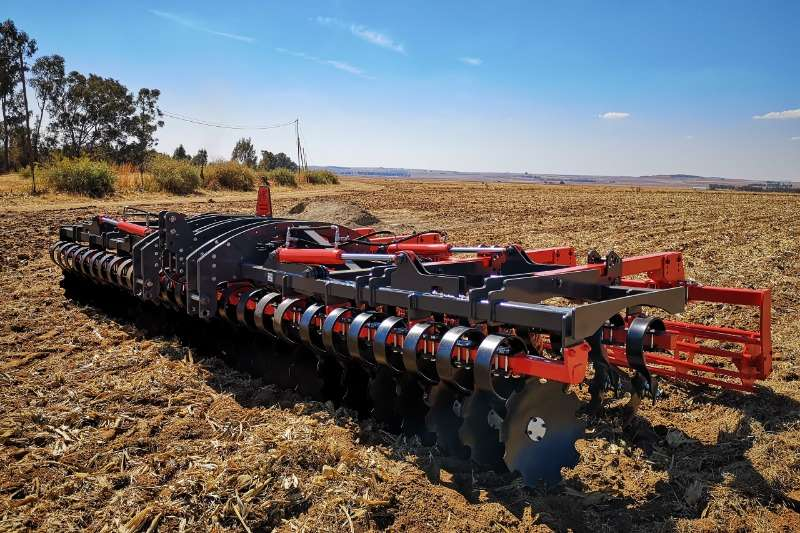 Arlington Staalwerke Ploughs Disc harrows Disc Master Lift Model 2019