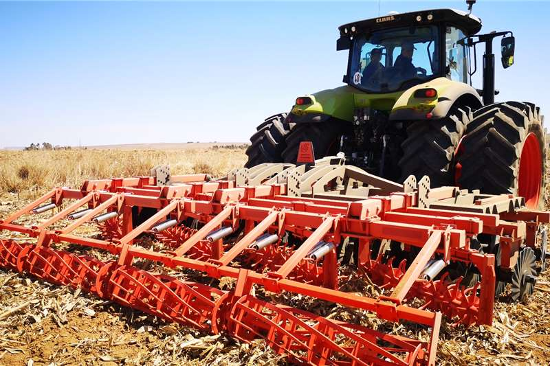 Arlington Staalwerke Disc harrows Vertical Master Tillage equipment