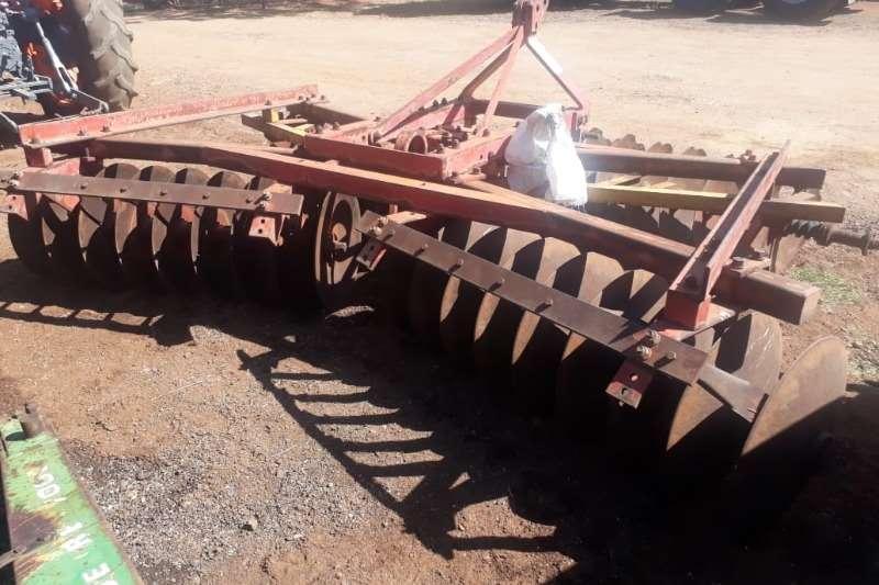 Arlington Staalwerke Ploughs 35 DIS OFFSET PLOW Tillage equipment
