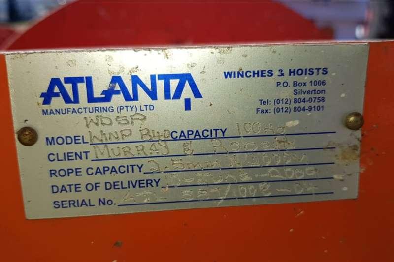 Atlanta Manual Winch