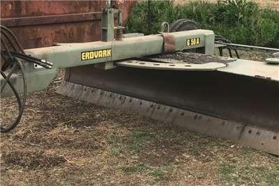 Erdvark Scraper G50A Attachment