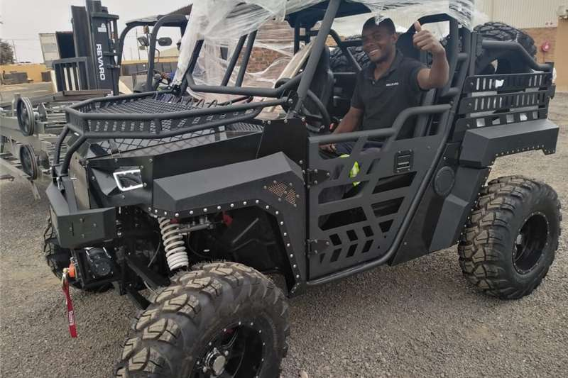 ATV's Four wheel drive Revaro THE BEAST 1000 2S