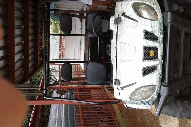 ATV's Four wheel drive Rustle xl 300 4x4
