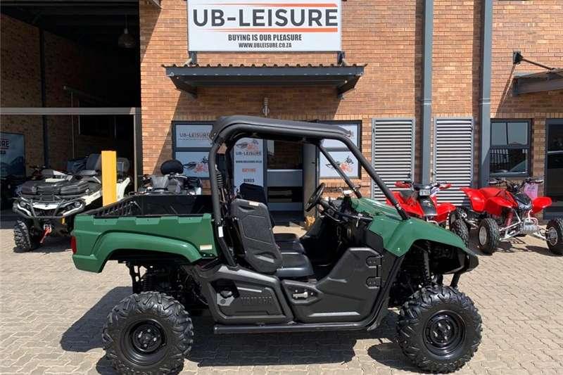 ATV's Four wheel drive YAMAHA VIKING 700 2015